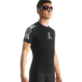 assos SS.skinFoil_Spring/Fall_Evo7 Base Layer Unisex blocKBlack